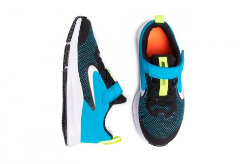 Zapatillas Nike Downshifter 9 Little Kids' Sho Azules