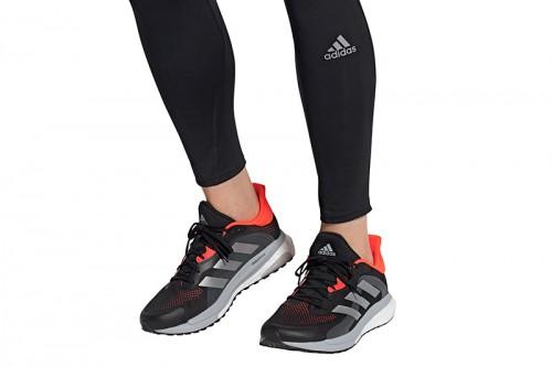 Zapatillas adidas SOLAR GLIDE 4 ST Negras