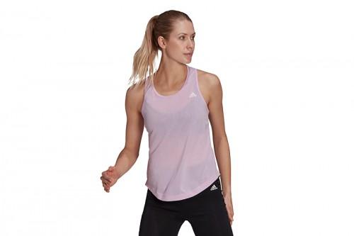 Camiseta adidas DESIGNED TO MOVE DANCE TANK rosa