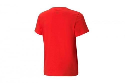 Camiseta Puma Alpha Graphic roja