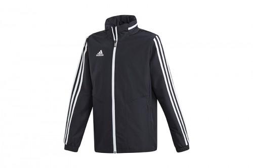 Chaqueta adidas TIRO19 All Weather Jacket Youth Negra