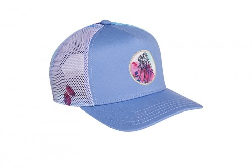 Gorra adidas FROZEN GRAPHIC azul