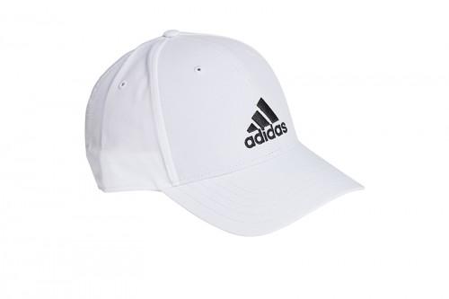 Gorra adidas LIGHTWEIGHT EMBROIDERED BASEBALL blanca