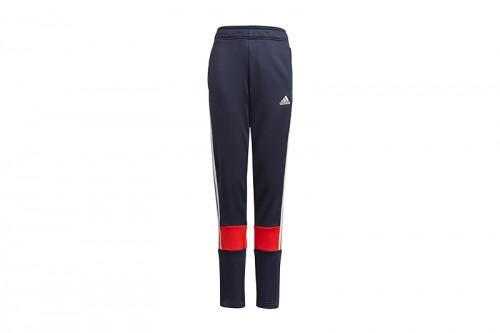 Pantalón adidas AEROREADY PRIMEBLUE 3 BANDAS azul