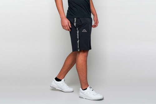 Pantalón Kappa ISAPO negro