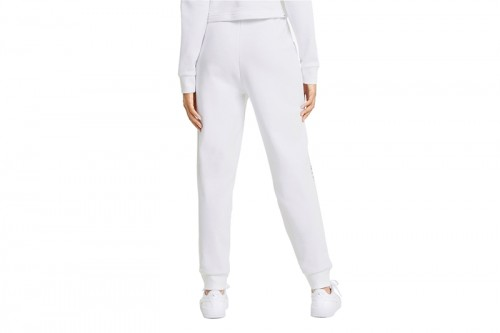 Pantalón Puma Rebel High Waist TR blanco