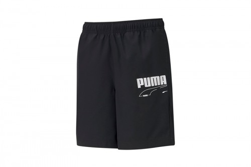 Pantalón Puma Rebel Woven B negro