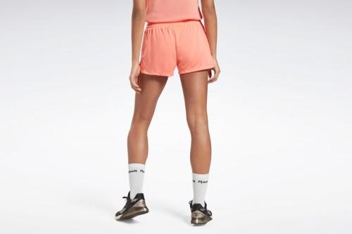 Pantalón Reebok Workout Ready Naranja