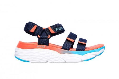 Sandalias Skechers MAX CUSHIONING - SLAY Multicolor