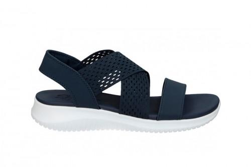 Sandalias Skechers ULTRA FLEX-NEON STAR Azules