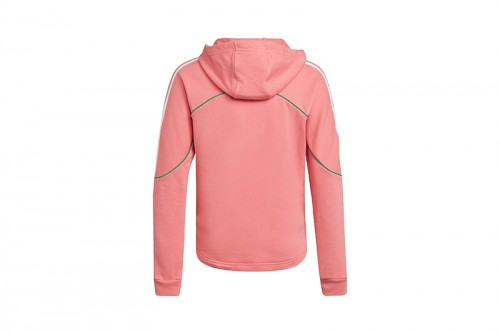 Sudadera adidas G Bold FZ HD rosa