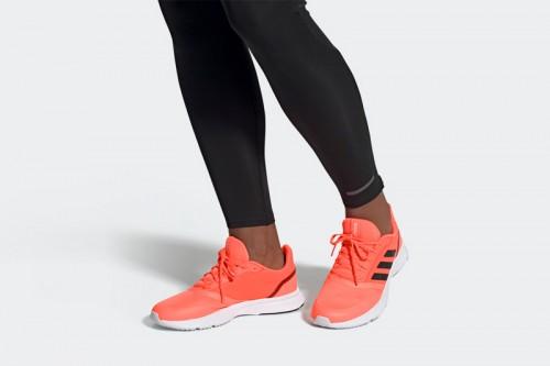 Zapatillas adidas NOVA FLOW Naranjas