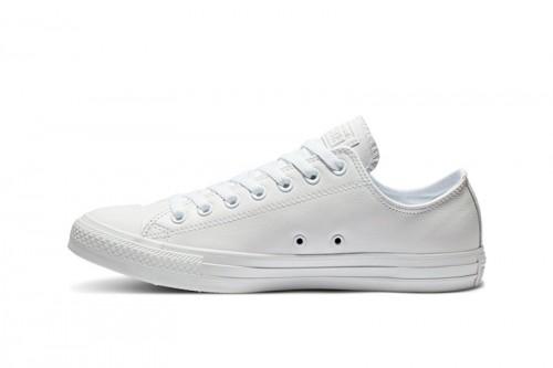 Zapatillas Converse Chuck Taylor All Star Mono Leather Blancas