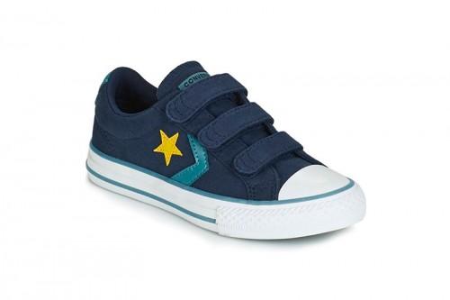 Zapatillas Converse PLAYER 3V OX Azules