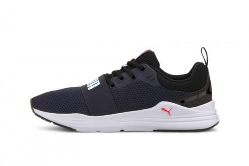 Zapatillas Puma Wired Run Azules