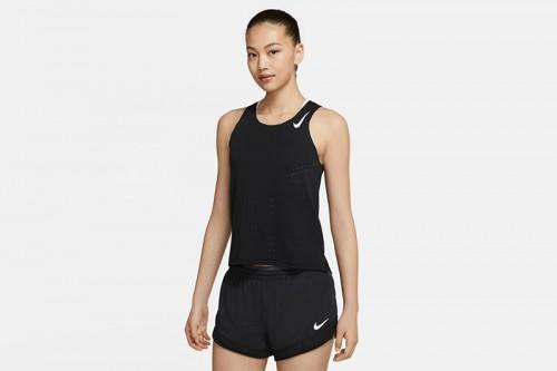Camiseta Nike Aeroswift Negra