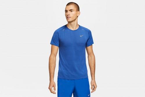 Camiseta Nike TechKnit Ultra Azul Marino