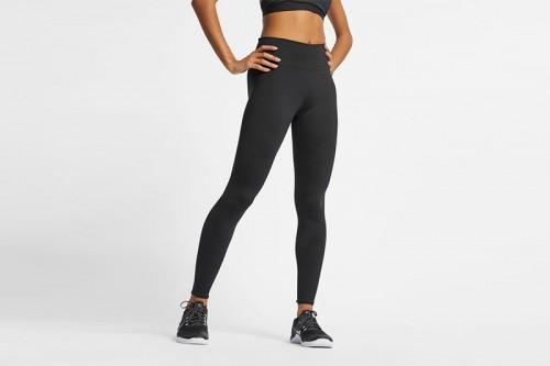 Mallas Nike One Luxe Negras