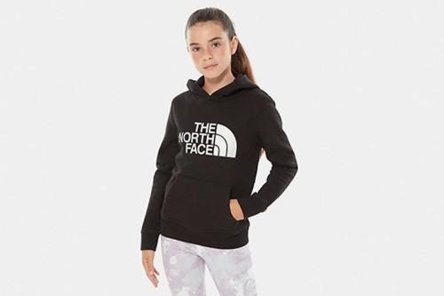 Sudadera The North Face DREW PEAK negra