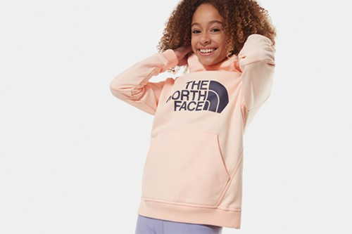 Sudadera The North Face GDREW PEAK naranja