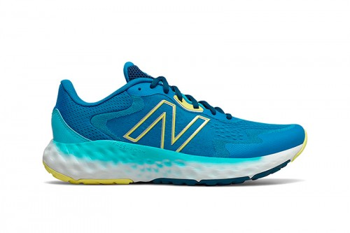 Zapatillas New Balance Fresh Foam EVOZ Azules