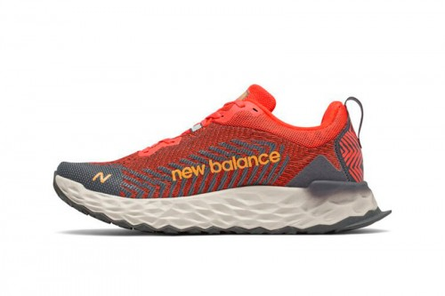 Zapatillas New Balance Fresh Foam Hierro v6 Rojas
