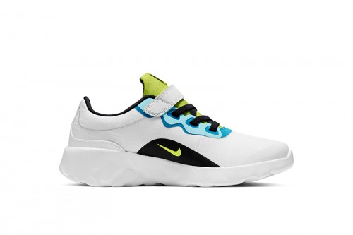 Zapatillas Nike Explore Strada Little Kids' Sh Blancas