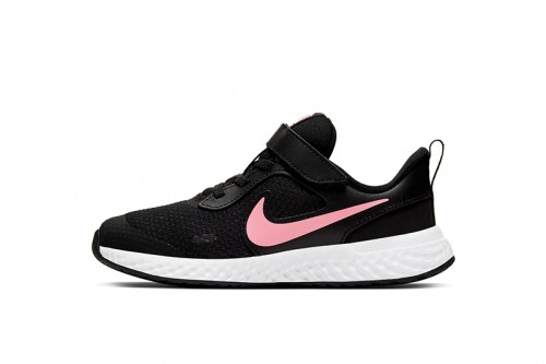 Zapatillas Nike Revolution 5 Little Kids' Shoe Negras