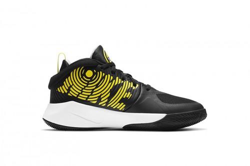 Zapatillas Nike Team Hustle D 9 Negras