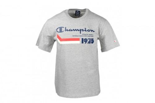 Camiseta Champion Crewneck Gris