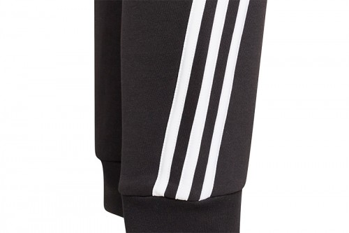 Pantalón adidas Future Icons 3S Tapered Negro