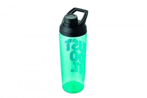 Botella Nike TR HYPERCHARGE CHUG verde