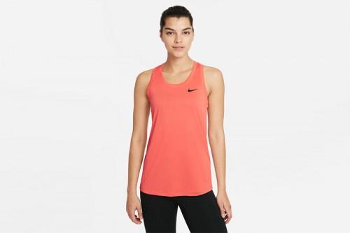 Camiseta Nike Dri-FIT naranja