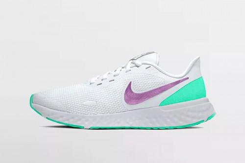 Zapatillas Nike Revolution 5 Blancas