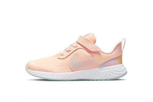 Zapatillas Nike Revolution 5 SE Naranjas