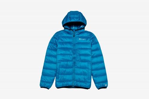 Abrigo Champion Legacy azul