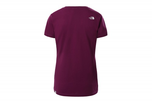 Camiseta The North Face PAMPLONA morada