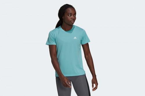 Camiseta adidas AEROREADY DESIGNED TO MOVE Azul