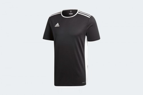 Camiseta adidas ENTRADA 18 Negra