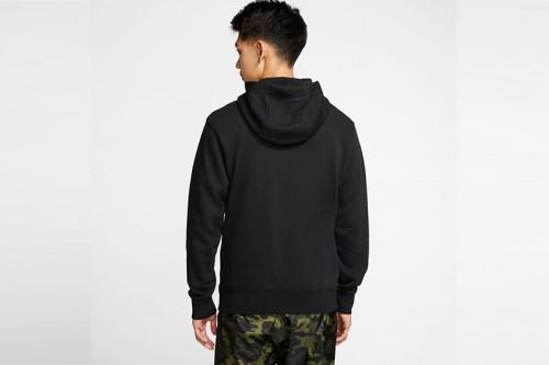 Chaqueta Nike Sportswear Club negra