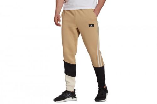 Pantalón adidas COLORBLOCK marron