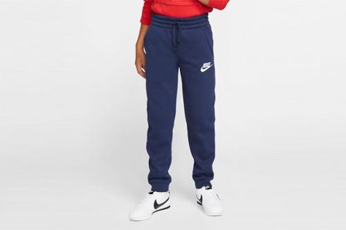 Pantalón Nike Sportswear Club Fleece azul