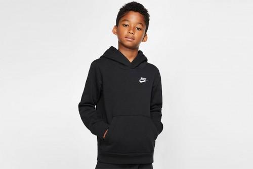 Sudadera Nike Sportswear Club Negra