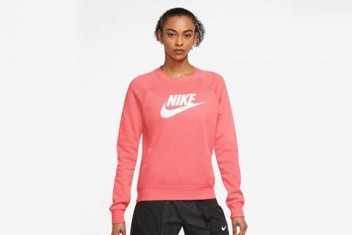 Sudadera Nike Sportswear Essential Rosa