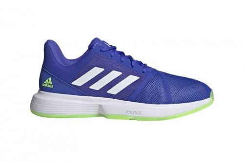 Zapatillas adidas CourtJam Bounce Azules