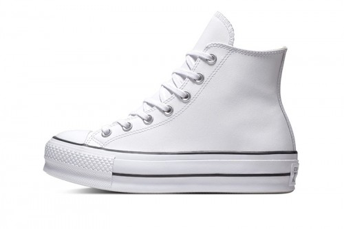 Zapatillas Converse Chuck Taylor All Star Lift Clean Blancas