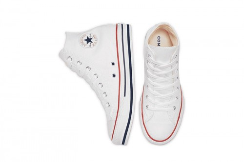 Zapatillas Converse Chuck Taylor All Star EVA Lift Blancas