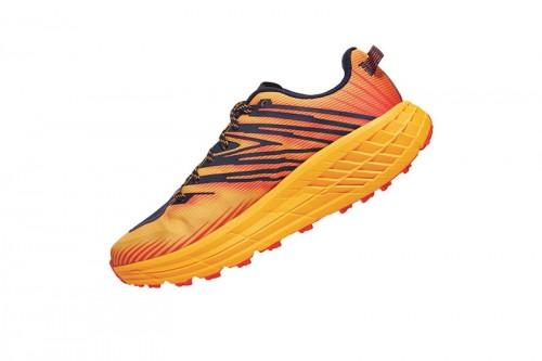 Zapatillas Hoka SPEEDGOAT 4 Naranjas