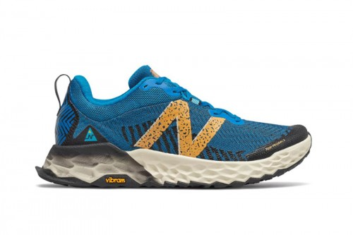 Zapatillas New Balance Fresh Foam Hierro v6 Azules